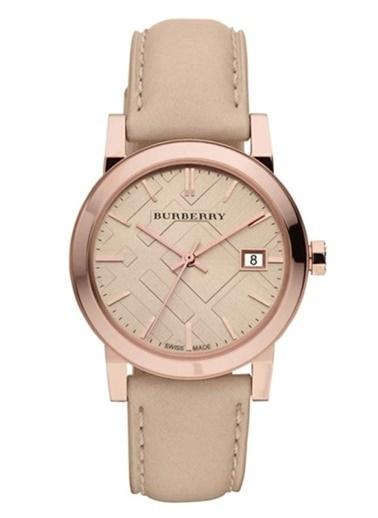 Burberry Saat Altın